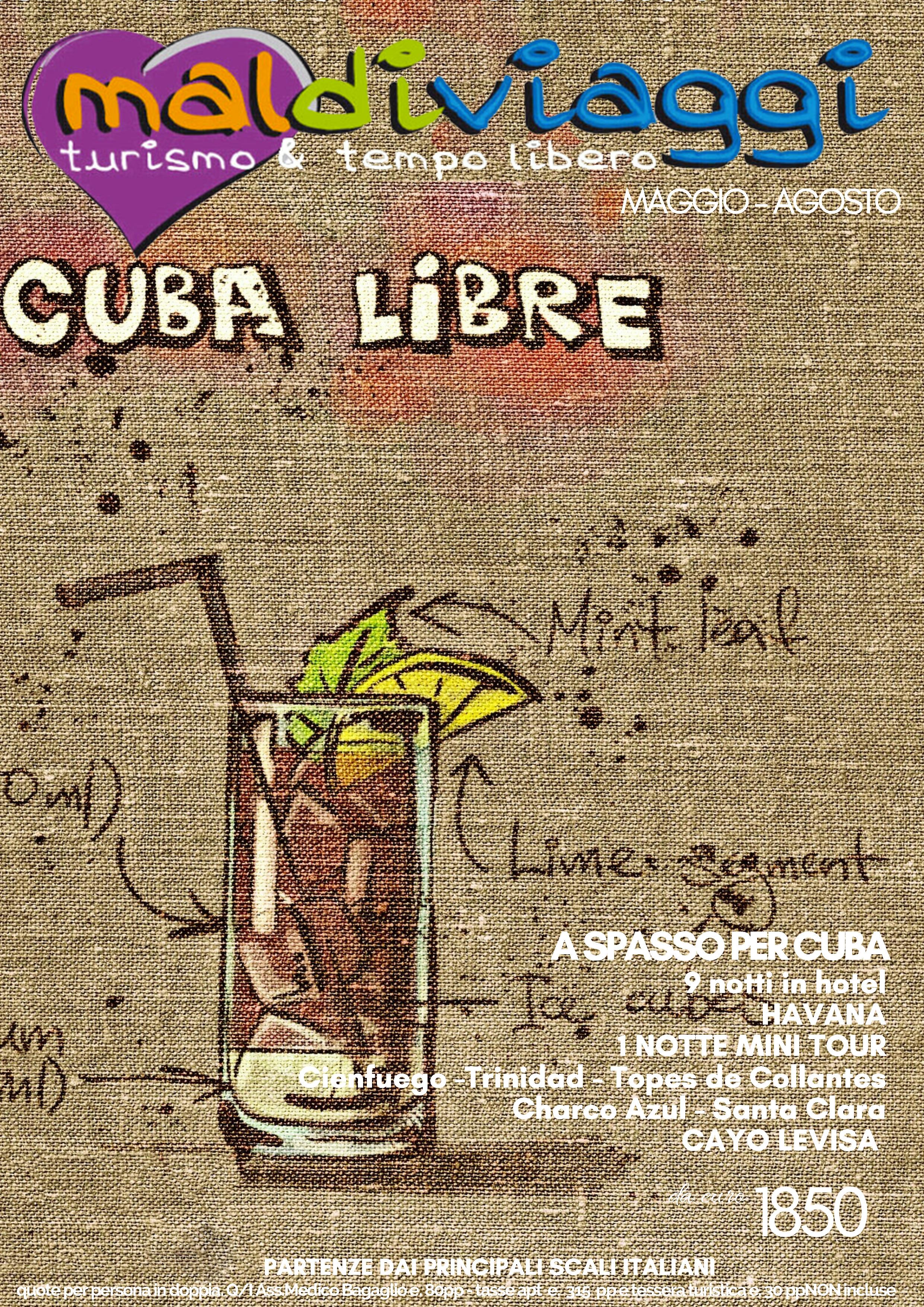 CUBA LIBRE TIME